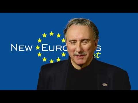 Greg Thomson talks to New Europeans