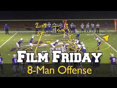 Film Friday: S3 E6 | My 8 Man Offense