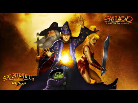 "Let's Play ""Simon the Sorcerer II: The Lion, the Wizard and the Wardrobe"" (Adventure Soft - 1995) D3"