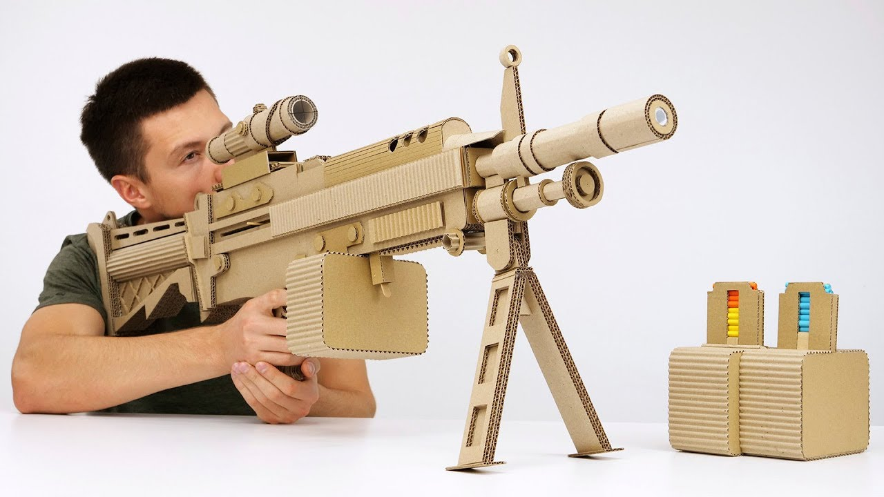 how-to-make-highly-detailed-cardboard-gun