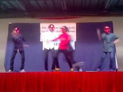 D.J.Doshi Gurukul Eng Med High School (Ghatkopar) Farewell Dance (2015)