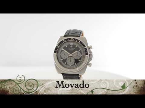Movado vintage Datron HS 360 Super Sub Sea