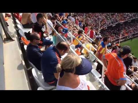 Mestalla Stadium View - Valencia Espana October 2016