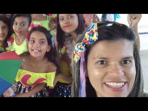 Homenagem aos professores da Escola Maria do Socorro Gouveia - São Gonçalo do Amarante - CE