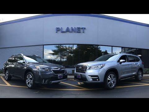 Should I buy the 2020 Subaru Outback or the 2020 Subaru Ascent?