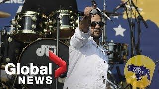 Venezuela Aid Live: Luis Fonsi performs 'Despacito'