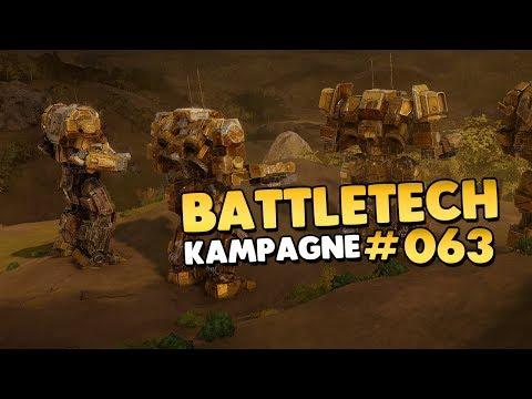 Let's Play Battletech   Kampagne 👑 #062 [Gameplay][Deutsch][German]