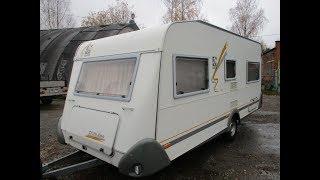 Автодом,трейлер,прицеп-дача,дом на колёсах KNAUS с французской кроватью