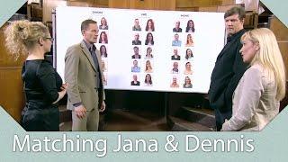 Sind Tatjana und Dennis das perfekte Paar? | Hochzeit auf den ersten Blick