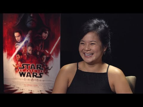 Star Wars: The Last Jedi – Interview with Kelly Marie Tran