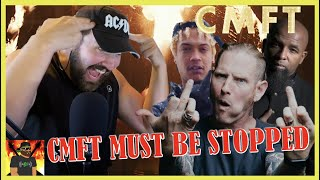 IT'S HYPE CITY!! | Corey Taylor - CMFT Must Be Stopped (feat. Tech N9ne & Kid Bookie) | REACTION