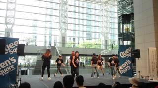 ヨコハマ大学まつり2013  カリタス女子短大ダンスサークル