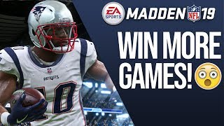 MADDEN BASIC TIPS 101- HOW TO BE UNSTOPPABLE