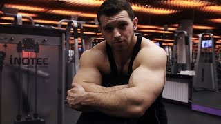 HANDSOME MUSCLE MASHINE | guess how much sm his huge arms