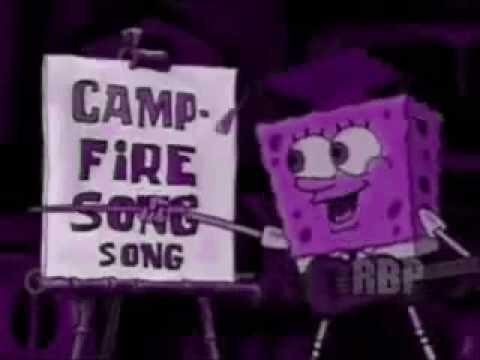 spongebob boom boom pow original version
