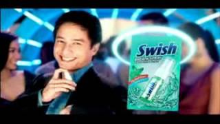 "Unilab TV Commercial: Swish Breath Spray ""On the Go"""