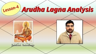 How to analyse Arudha Lagna | Lesson-4 | Jaimini Astrology
