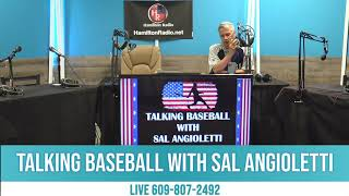 TALKING BASEBALL WITH SAL ANGIOLETTI  10 7 2020   07 October 2020   06 07 21 PM
