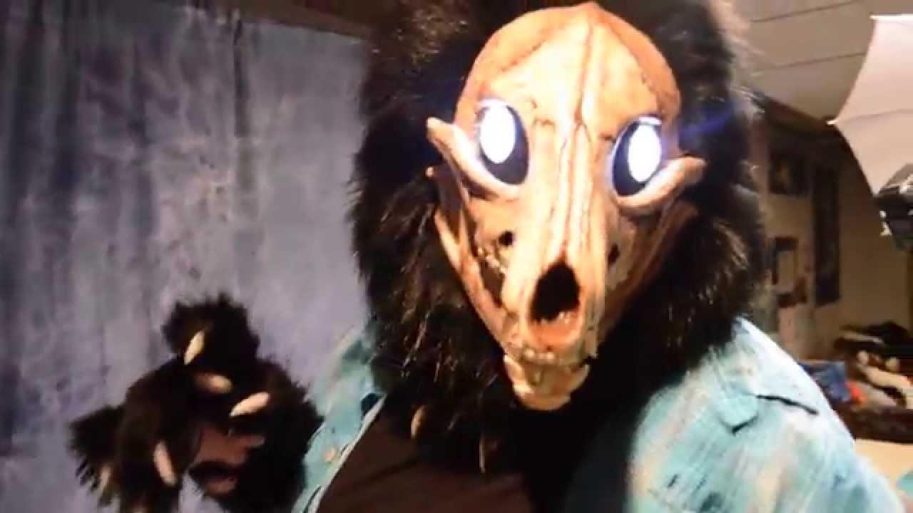 Gas Mask Girl Wallpaper Creeping Death Creepy Partial Demo Youtube