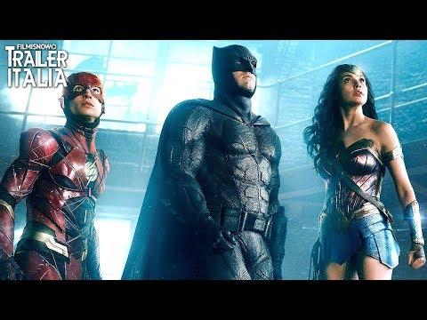 Justice League il nuovo epico trailer del film DC