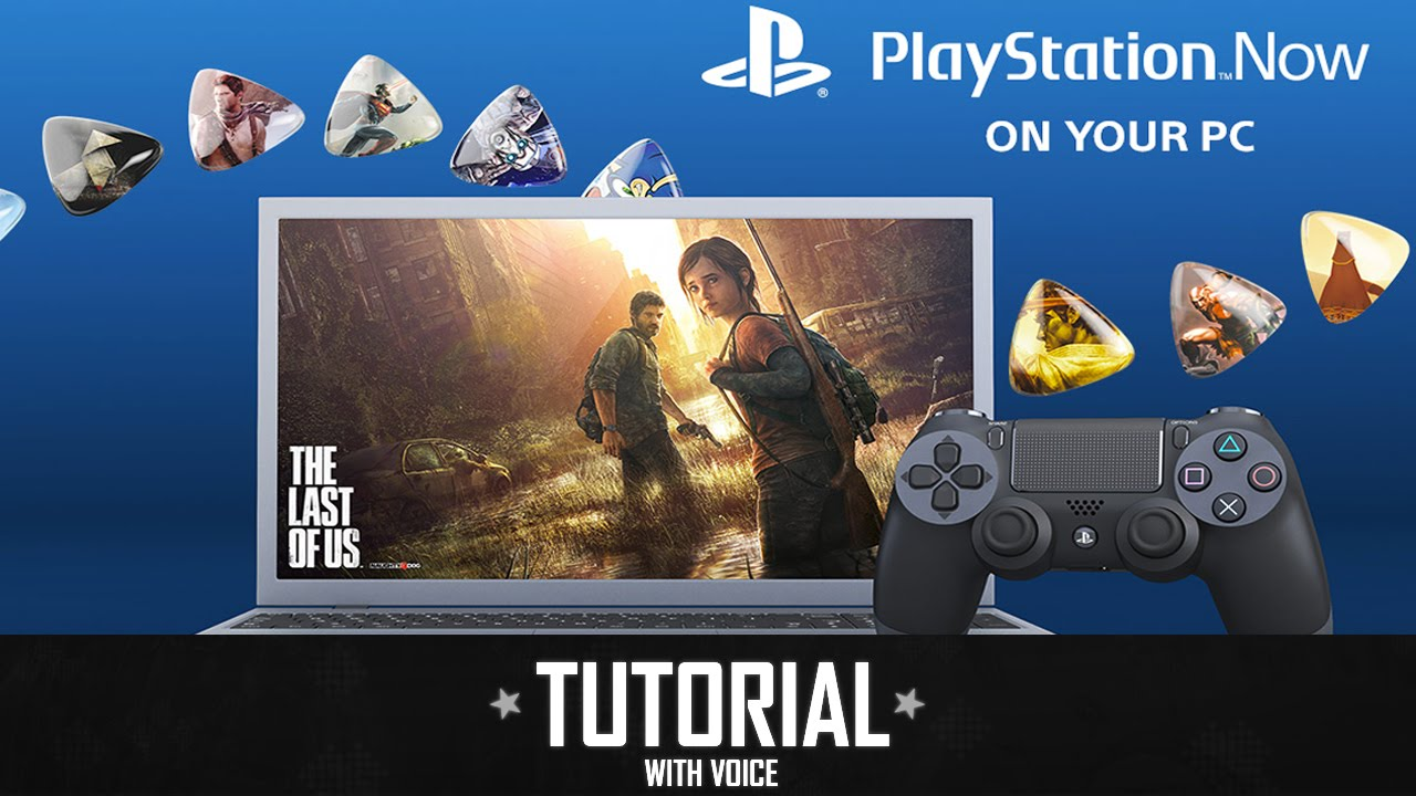 Tutorial: How to get PS NOW on your PC - Play PS3/PS4 Games ...