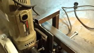 Как ровно разрезать лист болгаркой(Приспособление для болгарки., 2016-02-28T08:24:11.000Z)