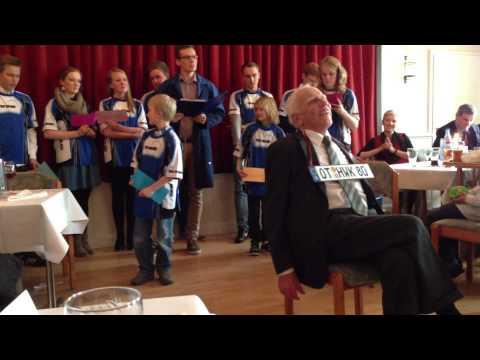 Unterhaltung Und Lustige Comedy Einlagen Zum 60 Geburtstag