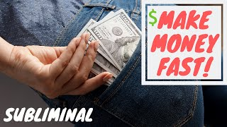 Pected Money In 10 Minutes Money Flows To You Subliminal