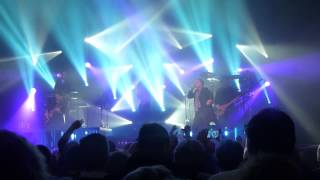 Simple Minds LIVE @ Hamburg 03.02.2014 - Broken Glass Park
