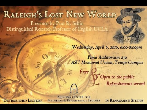 Raleigh's Lost New World