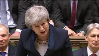 Prime Minister's Questions: 3 April 2019 - Brexit, Universal Credit, poverty
