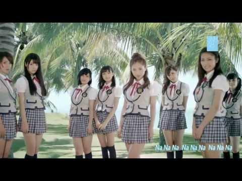 SNH48 《飞翔入手》 (フライングゲット/Flying Get) MV