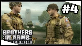 THE ARMY OF TWO | Brothers in Arms: Earned in Blood Walkthrough #4