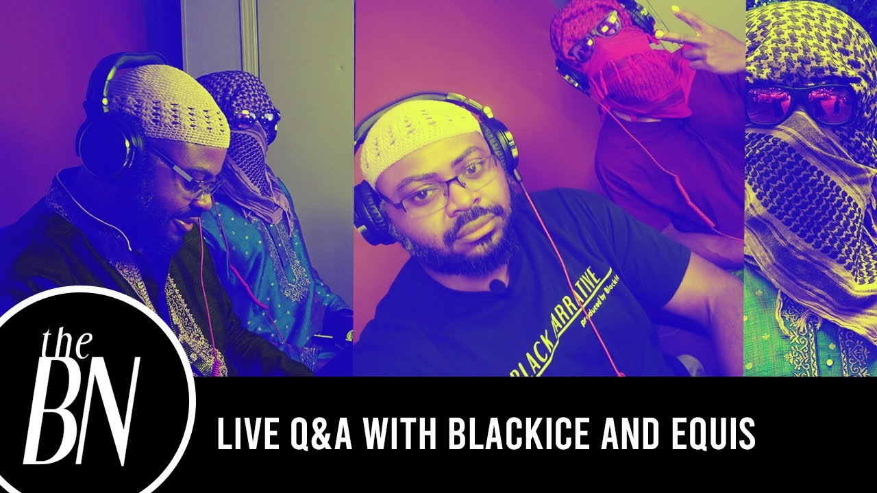 LIVE Q&A with BlackIce and Equis