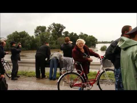 Варна в августе 2013 года (Наводнение)