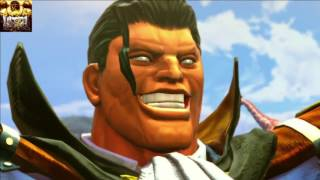Ultra street fighter iv all characters intro's and win poses
