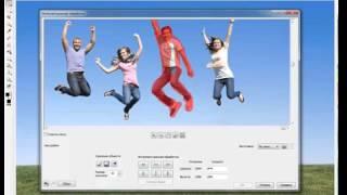 Уроки Корел. Corel PHOTO-PAINT X6. Функция Smart Carver. Хорошее качество видео уроки для начинающих