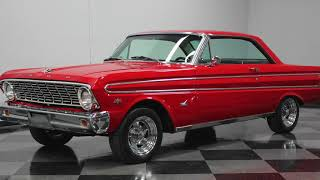 Clash of the Classics - 1964 Chevy II SS vs. 1964 Ford Falcon Sprint