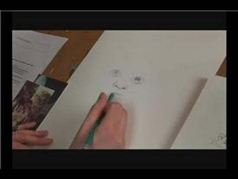 Line Drawing Of Child S Face : Drawing a child s face lips youtube