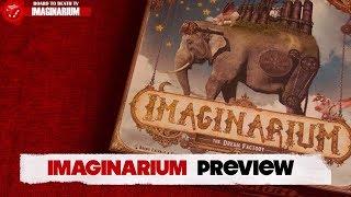 BTD - Imaginarium Board Game Preview Video