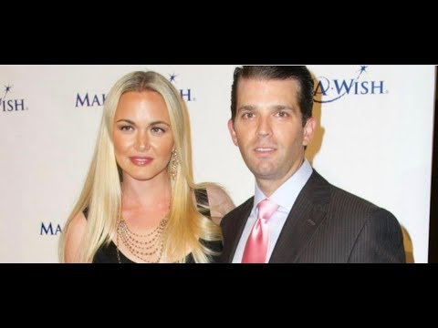 VANESSA TRUMP WIFE OF DONALD TRUMP JR TAKEN TO HOSPITAL!