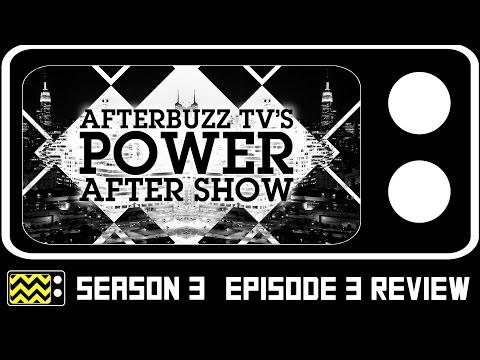 Power Season 3 Episode 3  w J.R. Ramirez  AfterBuzz TV