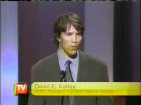 David E. Kelley wins TV Guide Award 2001