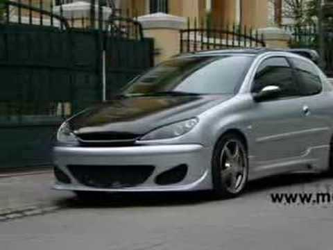 peugeot 206 tr youtube. Black Bedroom Furniture Sets. Home Design Ideas