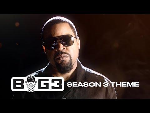 Ice Cube - BIG3 Season 3 Theme Song
