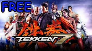 DOWNLOAD Tekken 7 PSP LITE ANDROID High Graphics 300 MB