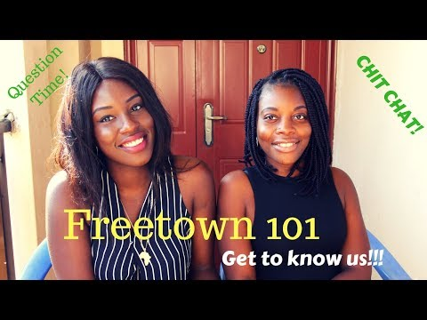Freetown 101 - Get To Know Us!