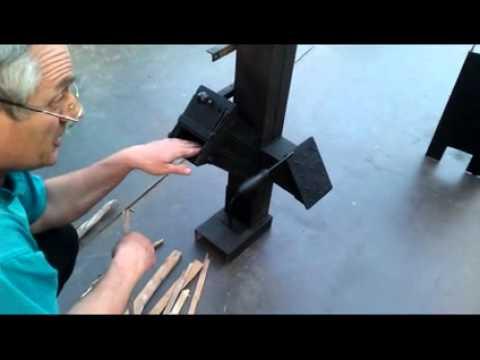 Ракетная печь Rocket Stove для приготовления пищи часть 1