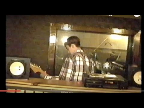 Simon at Aircraft & Hometown Recording Studio
