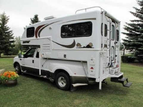 2006 bigfoot 30c11truck camper for sale youtube. Black Bedroom Furniture Sets. Home Design Ideas